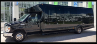 Daytona Luxury Coach Bus